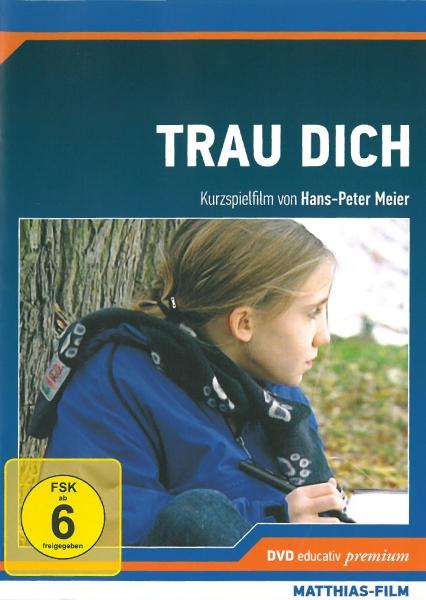 """Die DVD zu """"Trau dich"""" ist bei Matthias-Film erschienen (Matthias-Film)"""