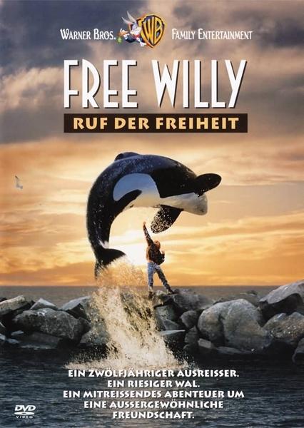 free willy ruf der freiheit dvd lizenz 5 jahre. Black Bedroom Furniture Sets. Home Design Ideas