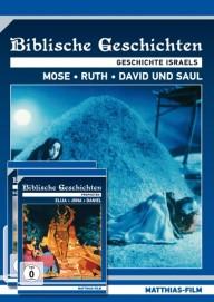 Biblische Geschichten - 3 DVDs im Paket