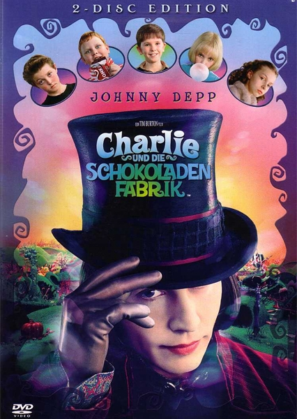 Charlieand The Chocolate Factory Movie