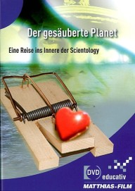 Der gesäuberte Planet - Reise ins Innere der Scientology (DVD-educativ)