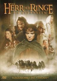 Der Herr der Ringe - Die Gefährten (DVD-Lizenz 5 Jahre) (DVD)