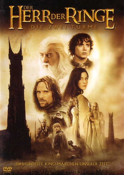 der herr der ringe die zwei t rme dvd lizenz 5 jahre matthias film. Black Bedroom Furniture Sets. Home Design Ideas