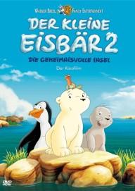 Der kleine Eisbär 2 - Die geheimnisvolle Insel (Lizenzeit 3 Jahre) (DVD)