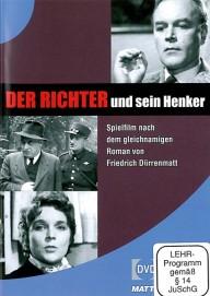 Der Richter und sein Henker (DVD)