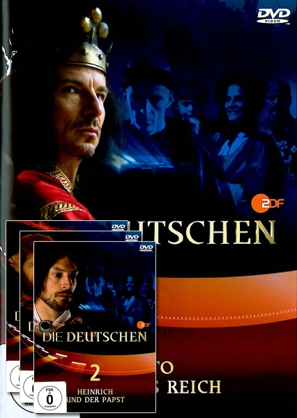 die deutschen i 10 dvds im paket matthias film. Black Bedroom Furniture Sets. Home Design Ideas