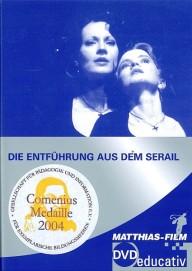 Die Entführung aus dem Serail (DVD-educativ)