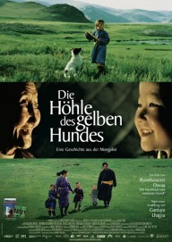Die Höhle des gelben Hundes (Lizenzeit 5 Jahre) (DVD)