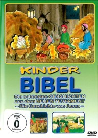 Die Kinderbibel - Neues Testament (DVD)