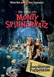 Die Story von Monty Spinneratz (DVD-Lizenz 3 Jahre) (DVD)