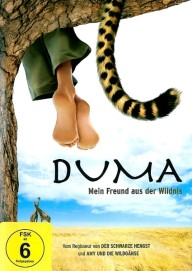 Duma - mein Freund aus der Wildnis (Lizenzeit 5 Jahre) (DVD)