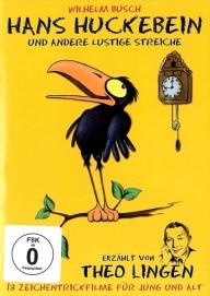 Hans Huckebein und andere lustige Streiche (DVD)