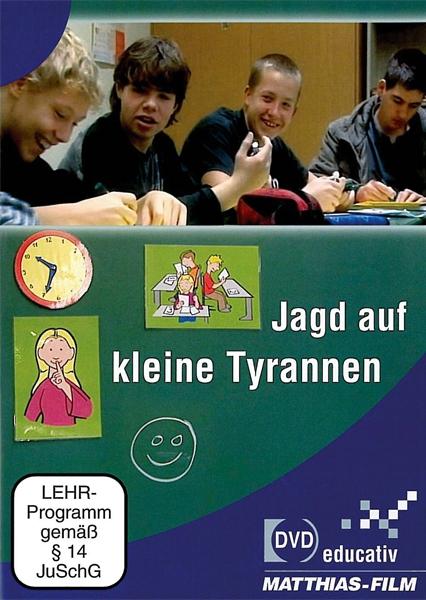 Jagd auf kleine Tyrannen (DVD)