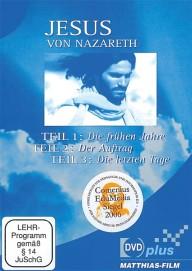 Jesus von Nazareth (Teil 1-3) (DVDplus)