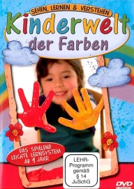 Kinderwelt der Farben – sehen