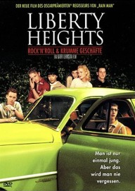 Liberty Heights - Rock'n'Roll und krumme Geschäfte (DVD-Lizenz 3 Jahre) (DVD)