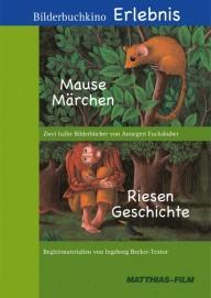 Mausemärchen – Riesengeschichte (DVD)