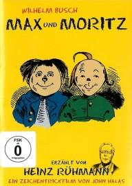 Max und Moritz erzählt von Heinz Rühmann (DVD)