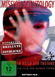 Mission Scientology. Inside- Report aus Reich der Thetane (DVD)