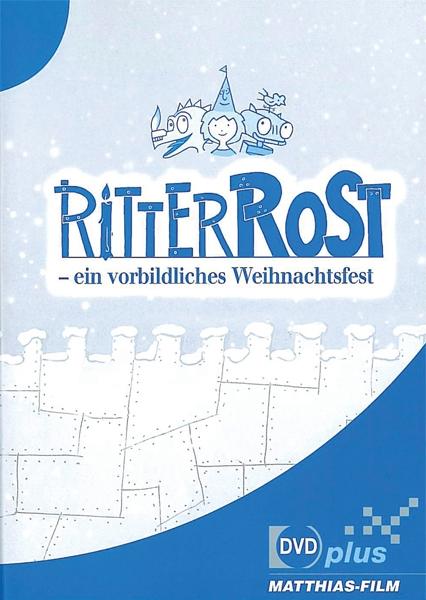 Ritter Rost – ein vorbildliches Weihnachtsfest (DVDplus)