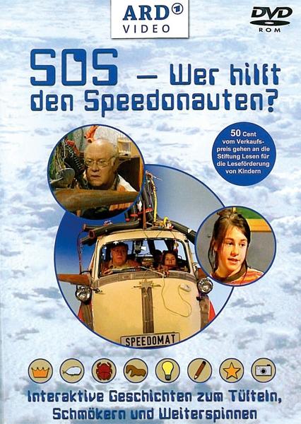 SOS – Wer hilft den Speedonauten? (DVD)