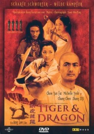 Tiger & Dragon (DVD)