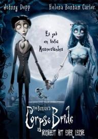 Tim Burton's Corpse Bride – Hochzeit mit einer Leiche (DVD-Lizenz 5 Jahre) (DVD)
