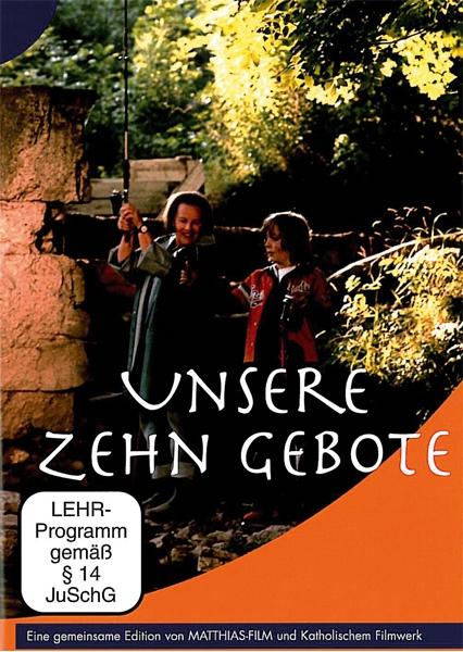 Unsere Zehn Gebote (DVD)