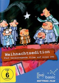 Weihnachtsedition - Fünf Filme auf einer DVD (DVD)