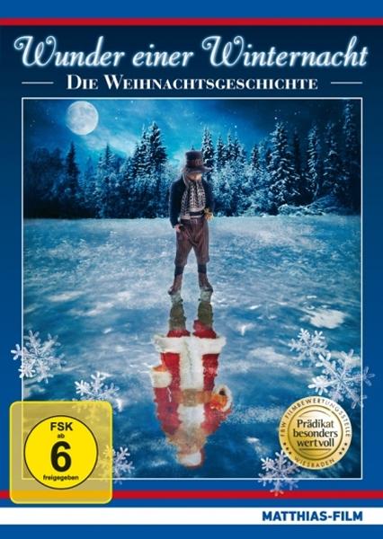 wunder einer winternacht die weihnachtsgeschichte