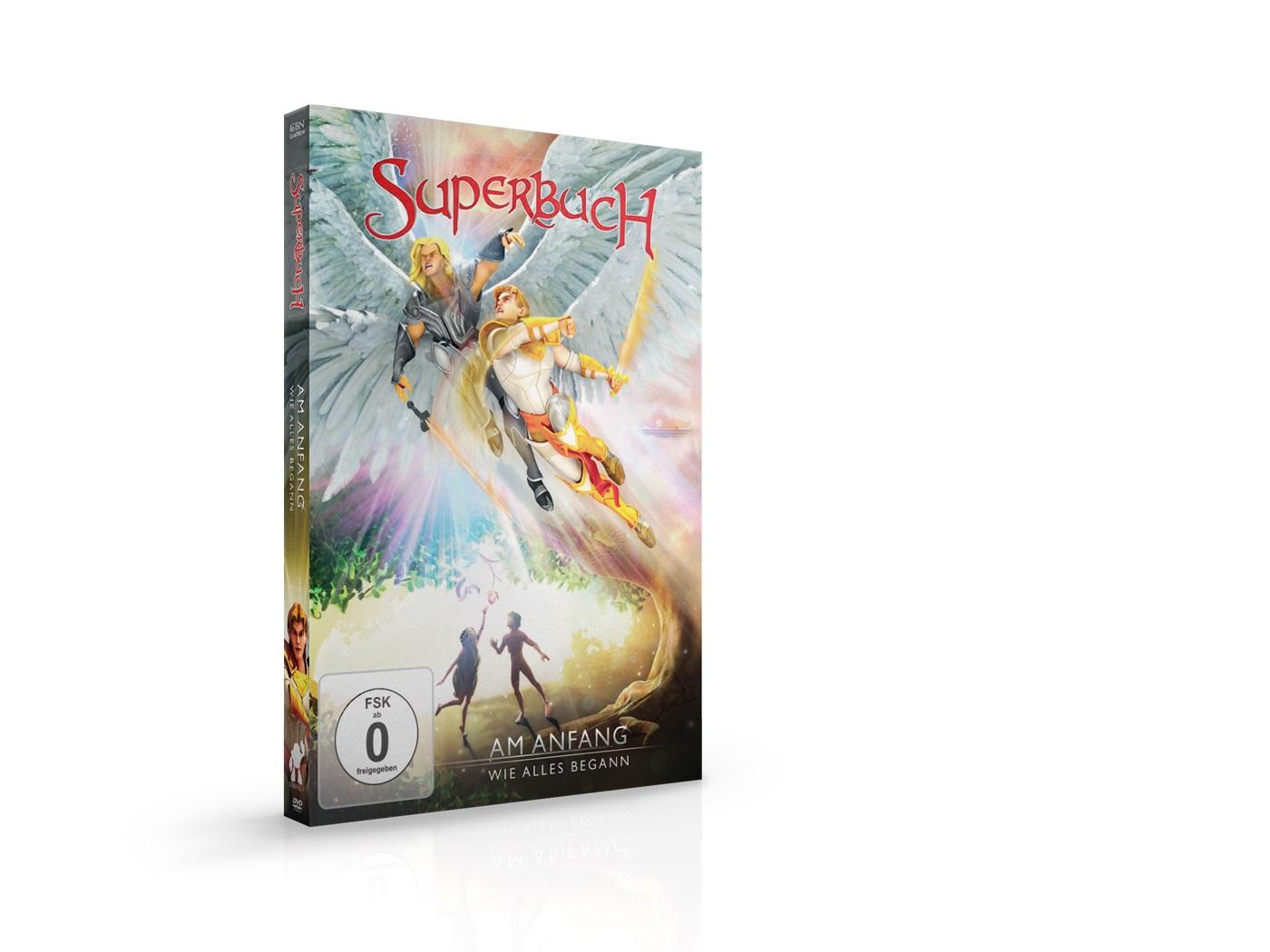 Superbuch – Am Anfang