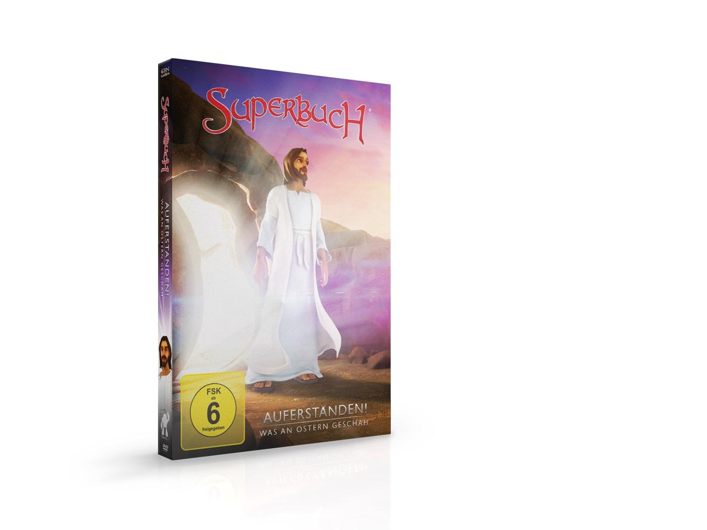 Superbuch – Auferstanden