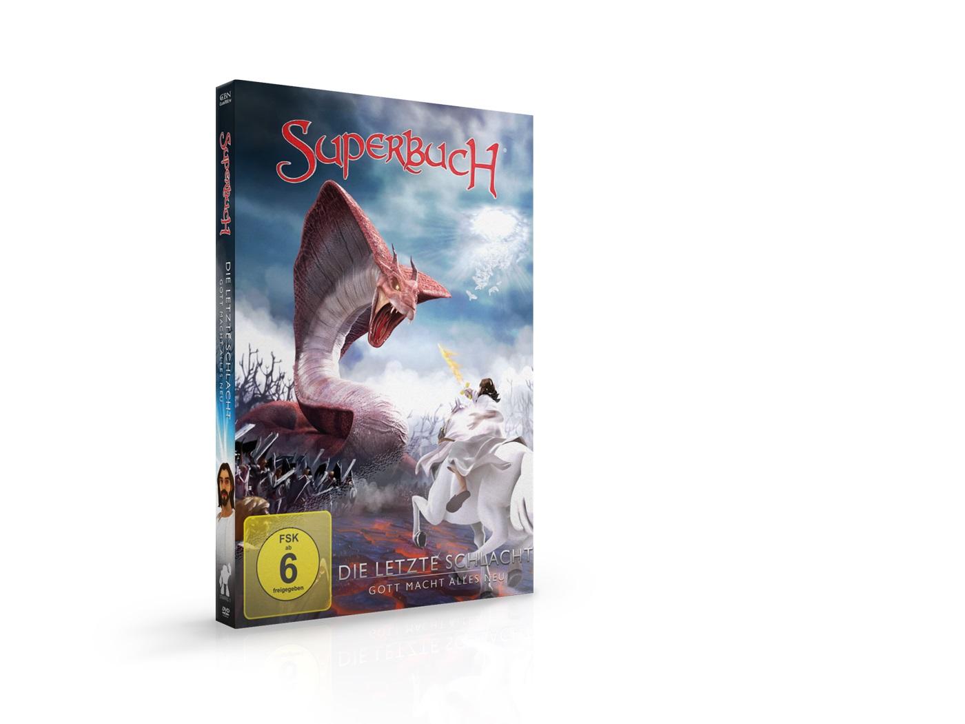Superbuch – Die letzte Schlacht