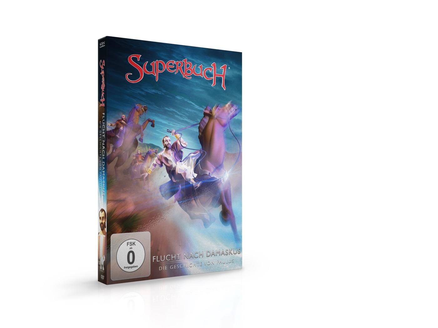 Superbuch – Flucht nach Damaskus
