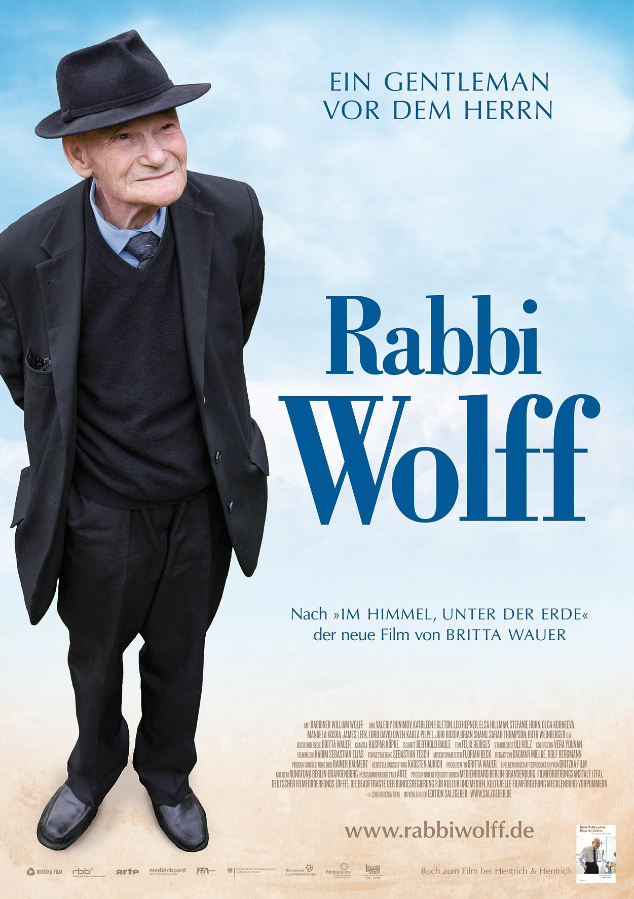 Rabbi Wolff Mediathek