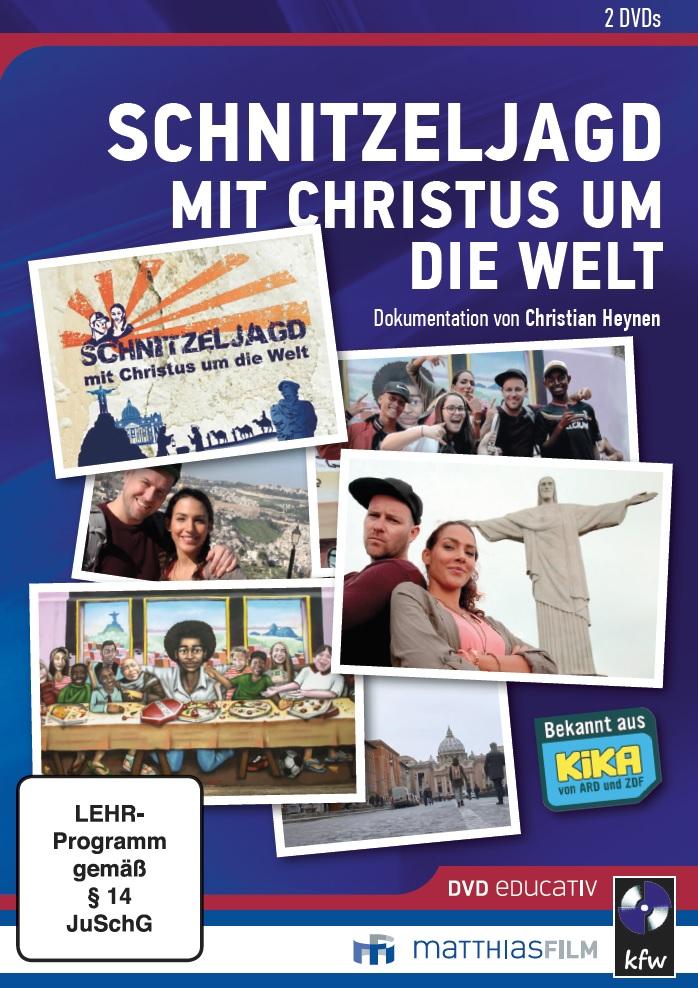 Schnitzeljagd - Christentum