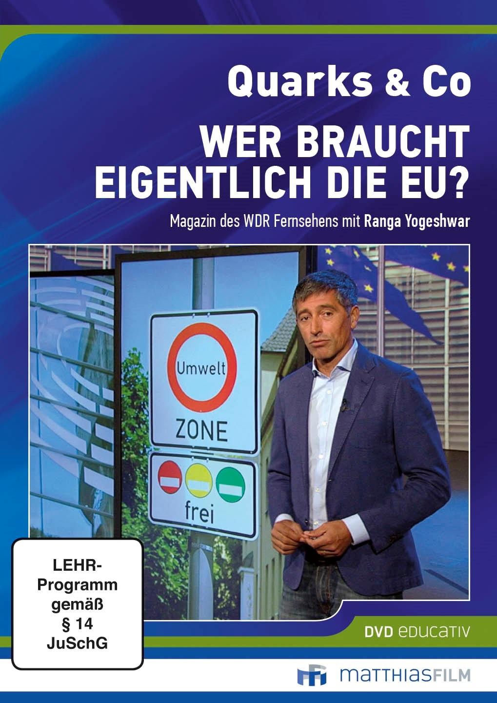 Wer braucht eigentlich die EU