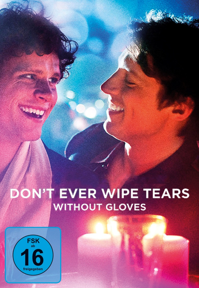Don´t ever wipe tears without gloves