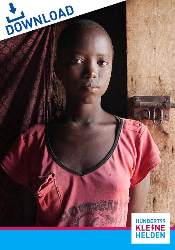 Cynthia aus Burundi