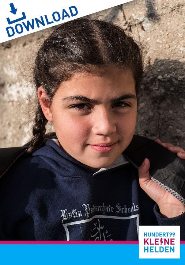 Miral aus Palästina