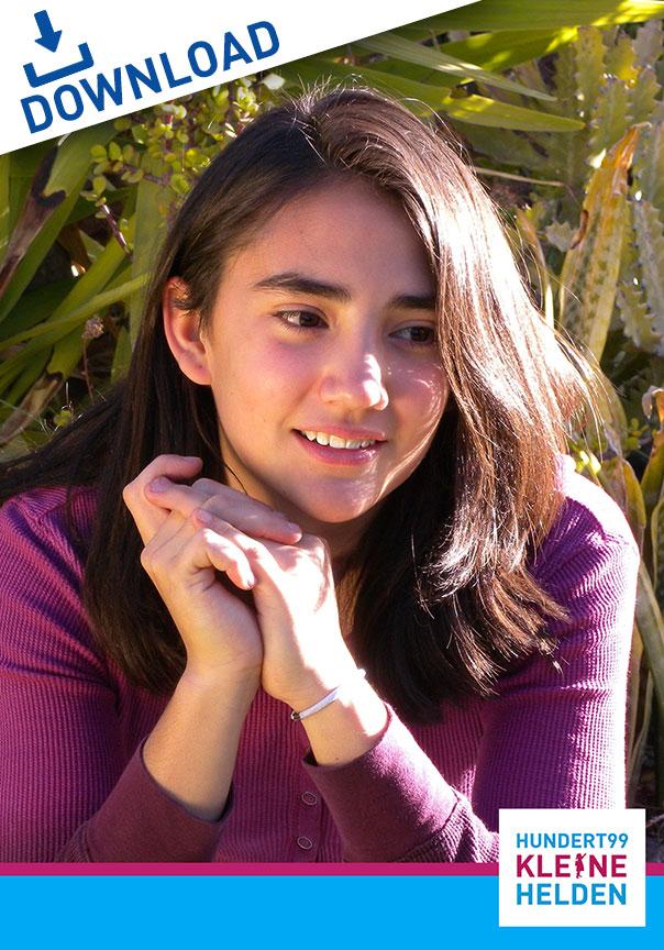Valeria aus Peru