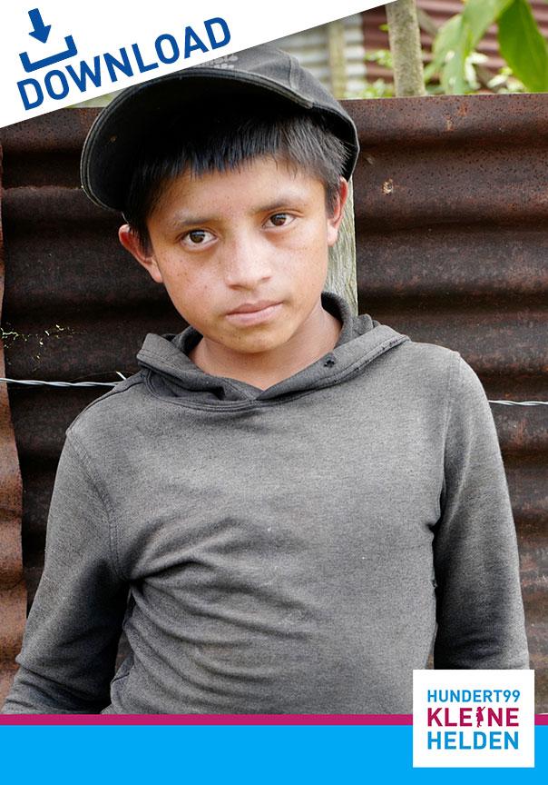 Diego aus Guatemala
