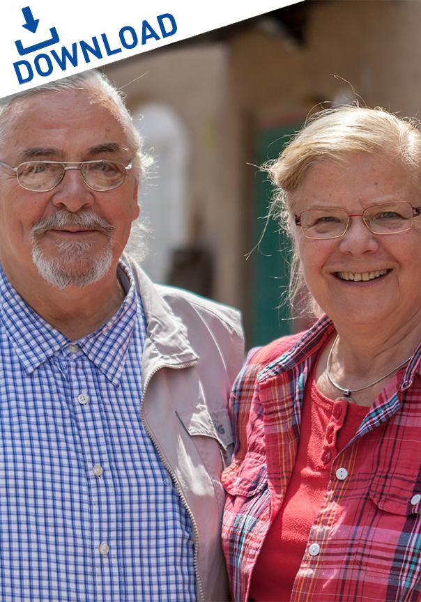 Gisela und Hans-Peter Freimark
